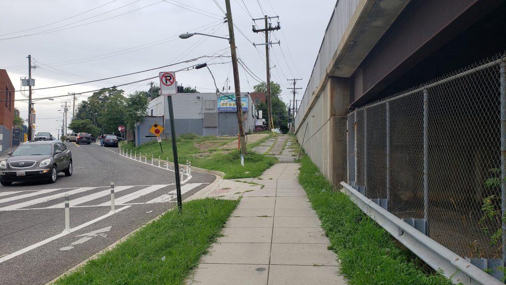 edgewood-dc-pedestrian-infrastructure-google-maps